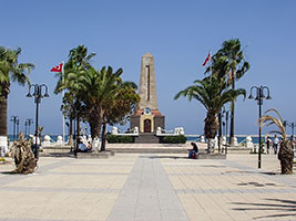 Turkey - Mersin Naval Monument