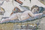 Roman Mosaic depicting Eros