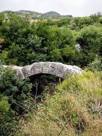 Roman Bridge at Çevlik
