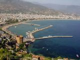 Famous Panorama of Alanya