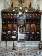 Greek Orthodox Church - Iconostasis