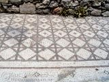 Mosaic Floors of Byzantine Church