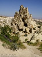 Göreme Valley Rock-Carved Church