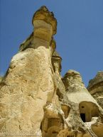 Fairy chimneys at Paşabağ - Monks Valley
