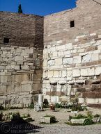 Hısar - Inner Walls with Antique Remains
