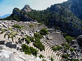 Termessos - Turkey - Archeological site